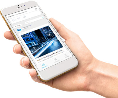 IRU Logistics and Innovation Forum 2020 networking app for event