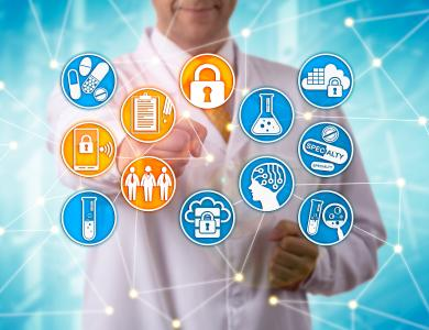 Safety for products and data management in pharmaceutical companies