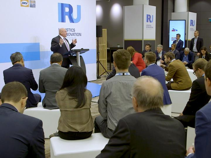 IRU Logistics and Innovation forum opening speeches