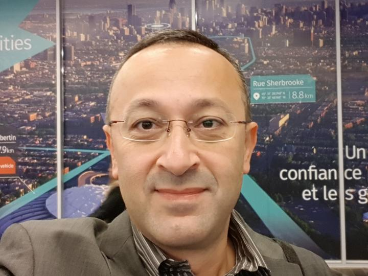 Ahmed Nasr, Business Development – EMEAR IoT Lead, HERE Technologies